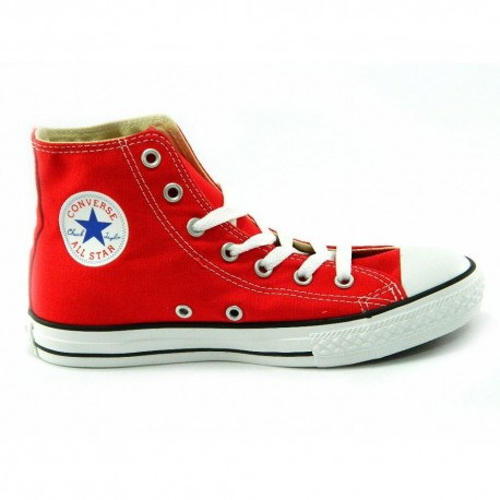 converse donna rosse pizzo
