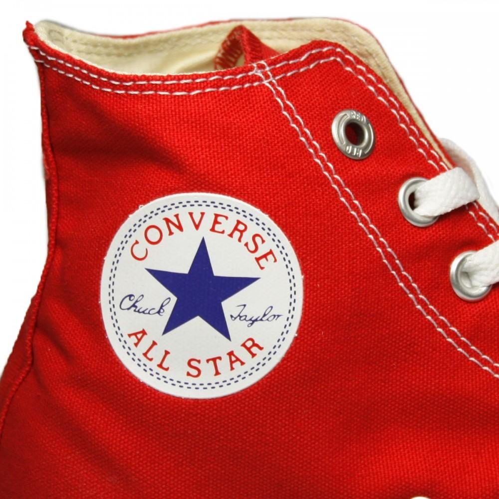Converse All Star Hi Canvas Donna Rosso X/M9621 - Acquista online ...