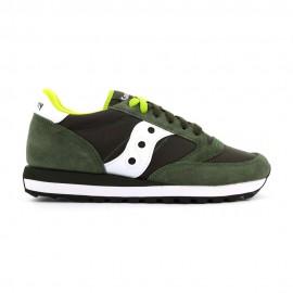 Saucony Sneakers Jazz O Verde Bianco Uomo