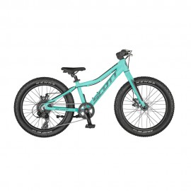 Scott MTB Mountain Bike Roxter 20 Blu Bambino