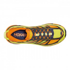 Hoka Scarpe Trail Running Mafate Speed 2 Oro Uomo