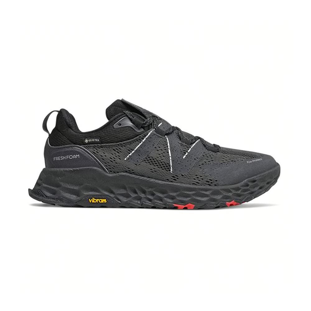 New Balance Scarpe Trail Running Hierro V5 Gtx Nero Uomo ...