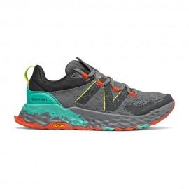 New Balance Scarpe Trail Running Hierro V5 Grigio Celeste Uomo
