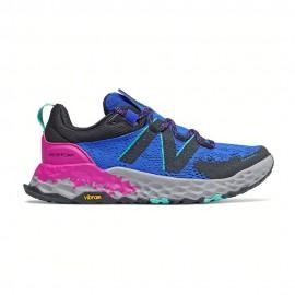 New Balance Scarpe Trail Running Hierro V5 Blu Fucsia Donna