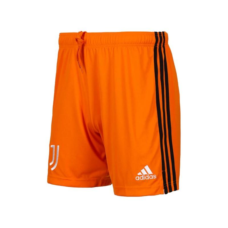 fascino Le Alpi probabilità  ADIDAS pantaloncini calcio juve 3° 20/21 arancio nero bambino - Acquista  online su Sportland