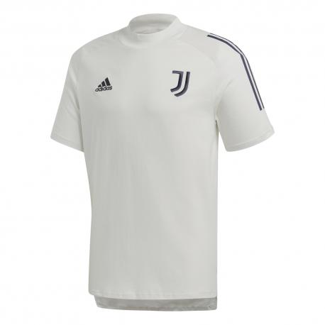 ADIDAS maglia calcio juve cotton 20/21 bianco blu uomo ADIDAS maglia calcio juve cotton 20/21...