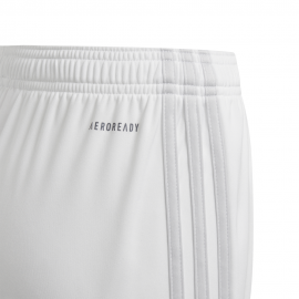 ADIDAS pantaloncini calcio bayern away 20/21 bianco bambino