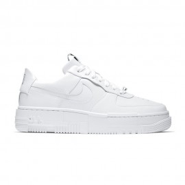 Nike Sneakers Air Force 1 Low Pixel Bianco Donna
