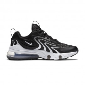 Nike Sneakers Air Max 270 React Eng Gs Nero Bianco Bambino