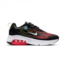 Nike Sneakers Air Max Exosense Se Gs Grigio Rosa Bambino
