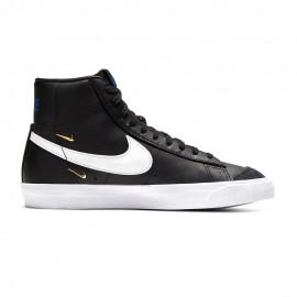 Nike Sneakers Blazer 77 Se Nero Bianco Donna