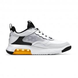 Nike Sneakers Jordan Air Max 200 Bianco Nero Uomo