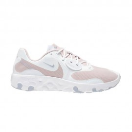 Nike Sneakers Lucent 2 Bianco Rose Donna