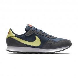 Nike Sneakers Md Valiant Gs Deep Ocean Grigio Bambino