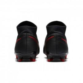 Nike Scarpe Da Calcio Superfly 7 Pro Fg Nero Rosso Uomo