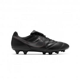 Nike Scarpe Da Calcio Nike Premier Ii Fg Nero Rosso Uomo