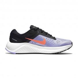 Nike Scarpe Running Air Zoom Structure 23 Indigo Haze Brt Mango Donna