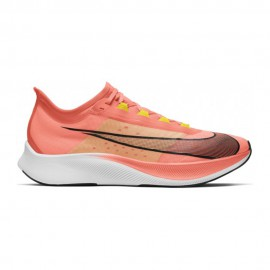 Nike Scarpe Running Zoom Fly 3 Bright Mango Nero Citron Uomo