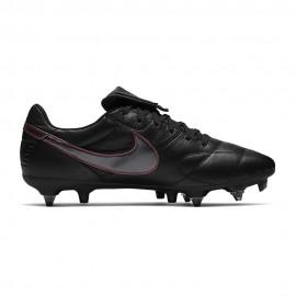Nike Scarpe Calcio The Nike Premier Ii Sg-Pro Ac Nero Rosso Uomo