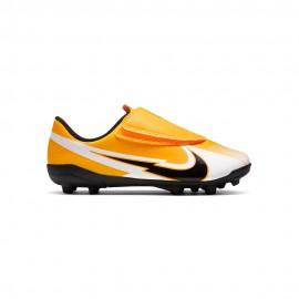 Nike Scarpe Calcio Vapor 13 Club Mg Ps Giallo Bianco Nero Bambino