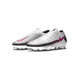 Nike Scarpe Calcio Phantom Gt Elite Fg Nero Rosa Argento Uomo