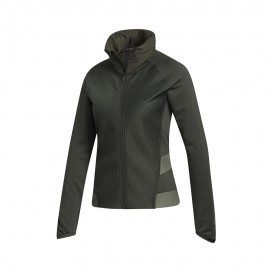 ADIDAS giacca sportiva cold ready nero donna