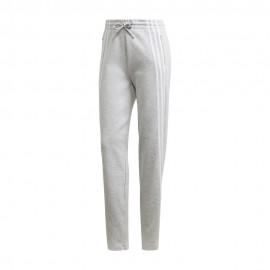 ADIDAS pantalone palestra 3 stripes doggy grigio donna