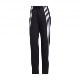 ADIDAS pantalone palestra 3 stripes doggy nero donna