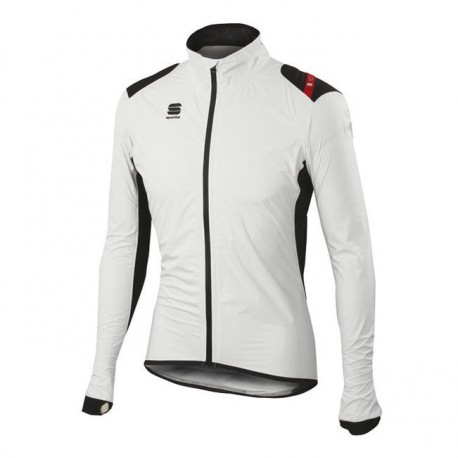 Sportful Giacca Hot Pack Norain Black/White