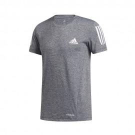 ADIDAS maglietta palestra aeroready nero uomo