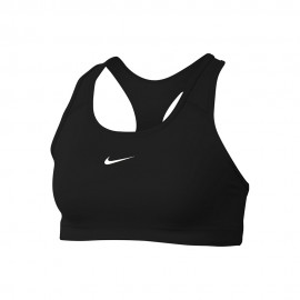 Nike Reggiseno Sportivo Pad Nero Donna