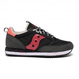 Saucony Sneakers Jazz O Peak Nero Rosa Uomo
