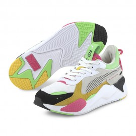 Puma Sneakers Rs-X Reinvent Bianco Rosa Donna