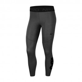Nike Leggings Sportivi Pro 7/8 Nero Donna