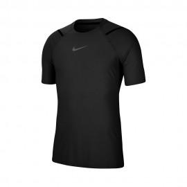 Nike Maglietta Palestra Logo Nero Uomo