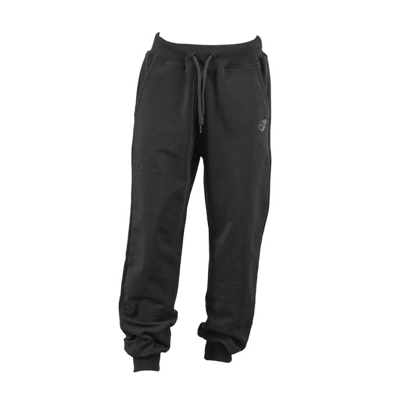 Get Fit Pantaloni Con Polsino Nero Bambino