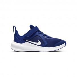 Nike Sneakers Downshifter 10 ps Blu Bianco Bambino