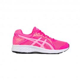 Asics Sneakers Jolt 2 Gs Bianco Rosa Bambina