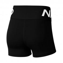 Nike Pantaloncino Palestra Pro Nero Donna