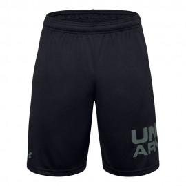 Under Armour Pantaloncino Palestra Tech Moro Uomo