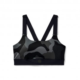 Under Armour Reggiseno Sportivo Camou Donna