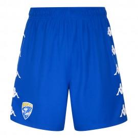 Kappa Pantaloncini Calcio Brescia 20/21 Away Blu Uomo