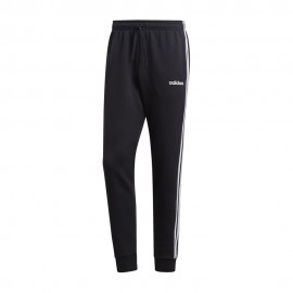 ADIDAS originals pantaloni 3 stripes nero uomo