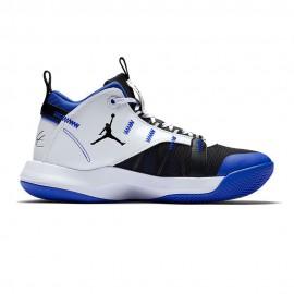 Nike Scarpe Basket Jumpman 2020 Blu Bianco Uomo