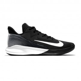 Nike Scarpe Basket Precision Iv Nero Bianco Uomo