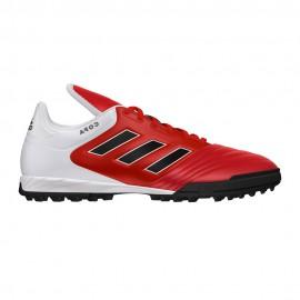 Adidas Scarpa Copa 17.3 Tf Rosso/Bianco