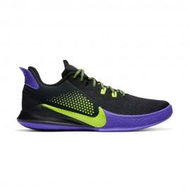 Nike Scarpe Basket Mamba Fury Nero Lemon Uomo