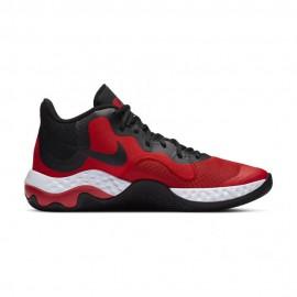 Nike Scarpe Basket Renw Elevate Rosso Nero Uomo