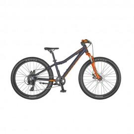 Scott MTB Mountain Bike Scale 24 Disc Blu Bambino