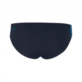 Speedo Costume Slip Boomstar Splice 7cm Blu Pool Uomo